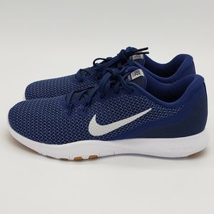616e427962863 Nike Shoes - New! Nike Flex Trainer 7 Running Shoes Blue Sz 7.5